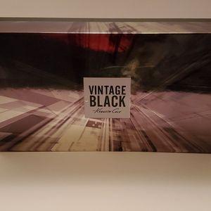 Vintage Black 4 Piece Set for Men by Kenneth Cole